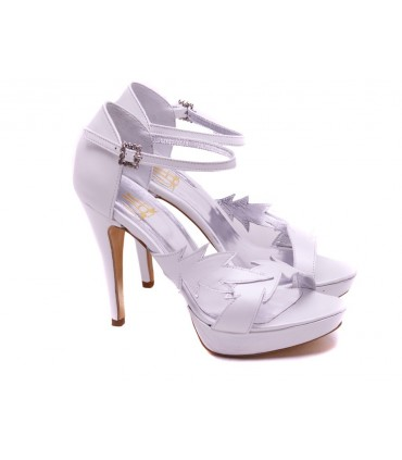 Lou bridal sandals Isidora