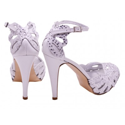 LOU BRIDAL SANDALS APHRODITE!