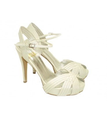 Lou bridal-evening sandals Erato