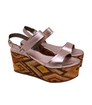 LOU WEDGES SANDALS ASHLEY