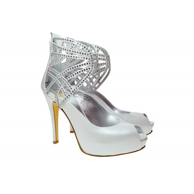 Lou bridal pumps Karoline